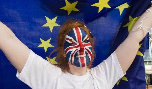 #В Великобритании пройдет референдум по вопросу выхода из ЕС
