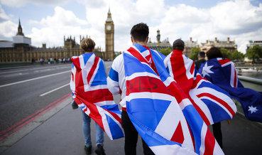Прогноз по росту ВВП Британии в 2017 г ухудшен до 1,5% с 2%