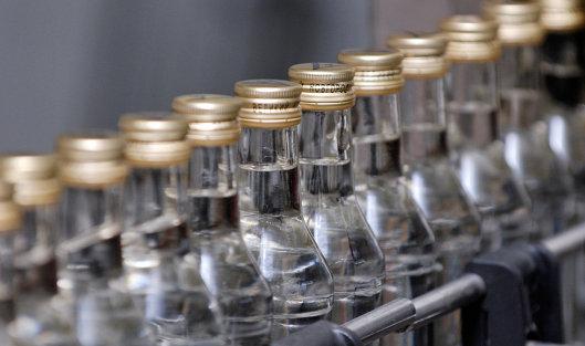 #Конвейерная линия по произодству водки. Архив