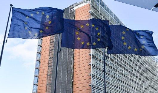 #Здание Европейского Совета в Брюсселе