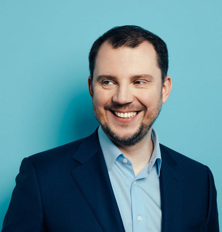 глава компании PayPal в России