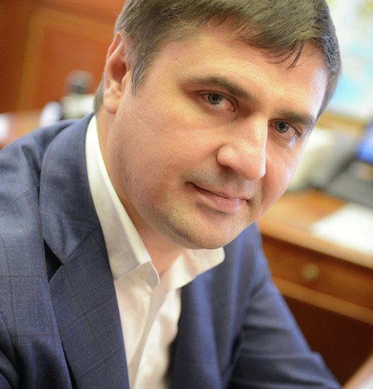 """председатель правления УК """"ВостокУголь"""" Александр Исаев"""