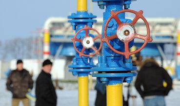 Украина может сократить транзит российского газа