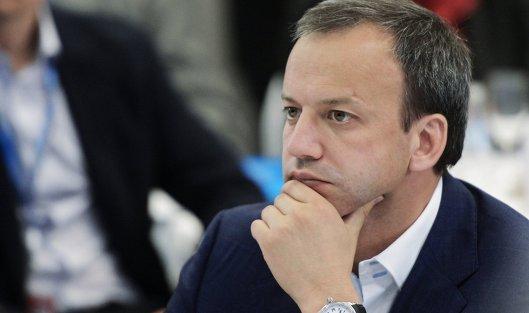 #Заместитель председателя правительства РФ Аркадий Дворкович. Архивное фото