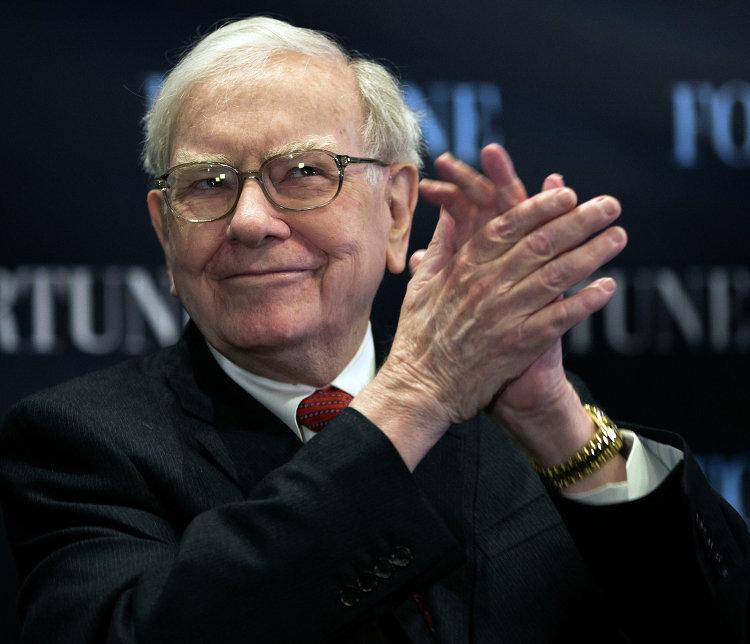 Генеральный директор Berkshire Hathaway Уоррен Баффетт
