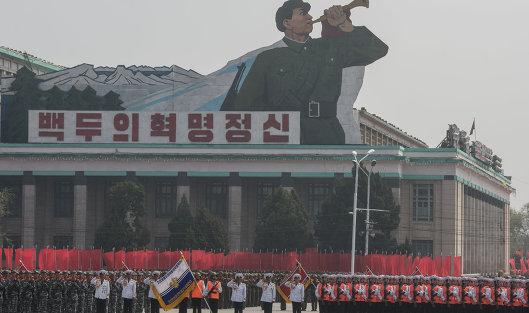 Пентагон сказал о неудачном пуске новоиспеченной ракеты КНДР: «Взорвалась п ...