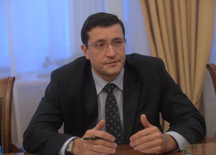 Первый заместитель министра торговли и промышленности Глеб Никитин