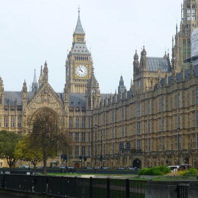 #Здание парламента Великобритании в Лондоне