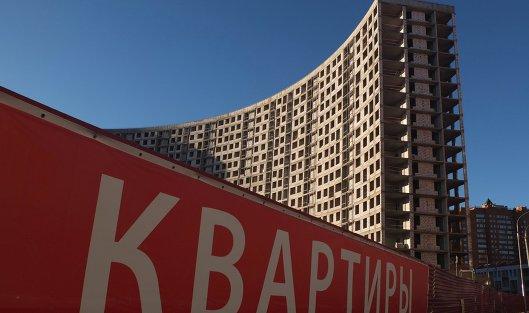 827392733 - Продажи жилья на первичном рынке РФ в I квартале выросли на 11%, превысив показатели 2017 г