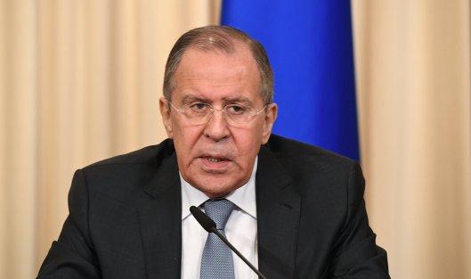 Сергей Лавров спросил Фредерику Могерини, почему санкции ввели только против РФ