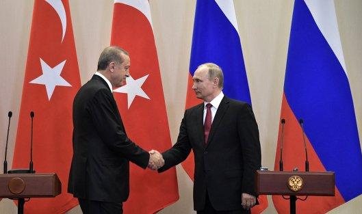 Владимир Путин объявил о нужном обеспечении безопасности россиянам, отдыхающим вТурции
