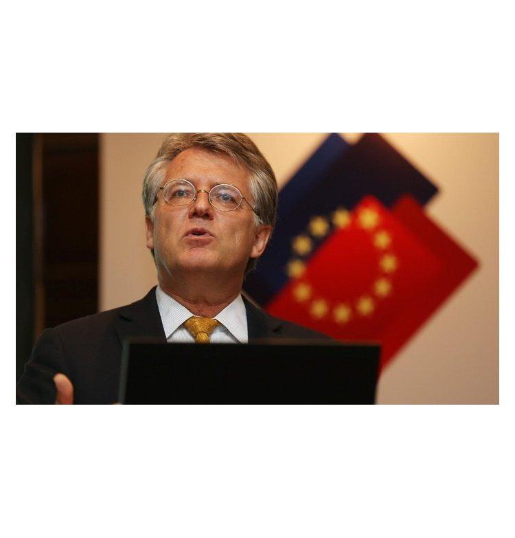 председатель Торговой палаты ЕС по КНР