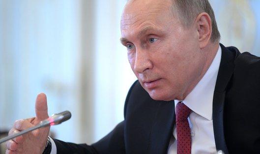 Путин предложил устранить неравенство доходов через новые технологии