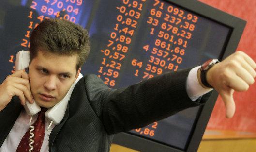 """#Работа """"Московской межбанковской валютной биржи"""" (ММВБ)"""
