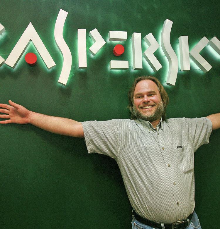 """Руководитель антивирусных исследований компании """"Лаборатория Касперского"""" Евгений Касперский."""