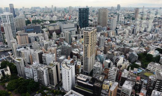 #Район Минато в Токио