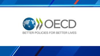 """"""" Логотип Организации экономического сотрудничества и развития"""