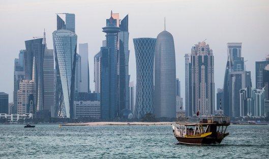 Курс катарского риала упал дорекордно низкого за11 лет
