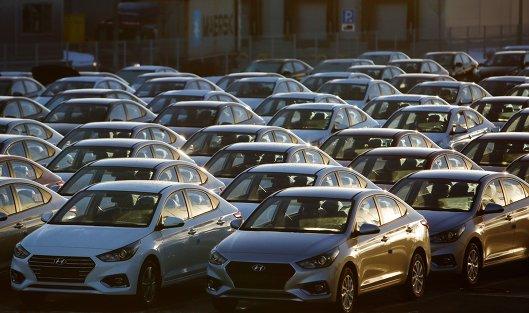 Русский рынок автомобилей вконце весеннего периода вырос на15%