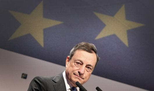 827552809 - Вот как, вероятно, Драги будет объяснять замедление экономики еврозоны