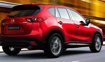 Mazda отказывается от бензина и дизеля