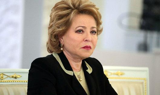 Матвиенко поведала о уголовных собственниках 80% банков сотозванной лицензией