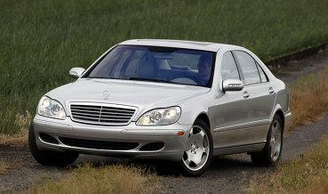 Mercedes отзывает в РФ более 3,4 тыс авто из-за проблем с рулевым валом