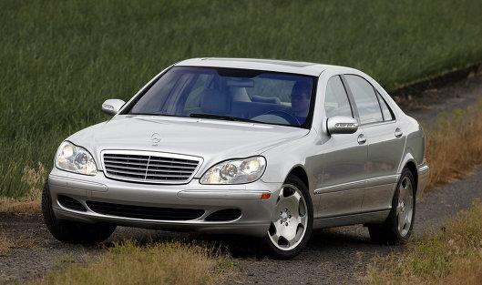 Benz отзывает в РФ 3,4 тыс. авто