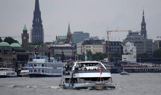 #Гамбург