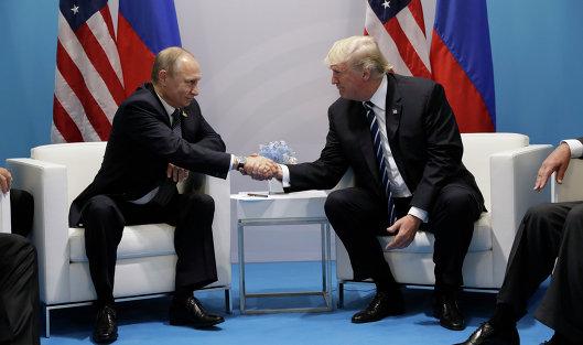 Абэ: встреча В. Путина  иТрампа нужна  для решения многих мировых трудностей