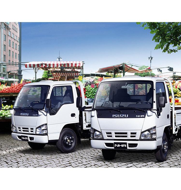 Производство автомобилей ISUZU возобновится на Ульяновском автозаводе