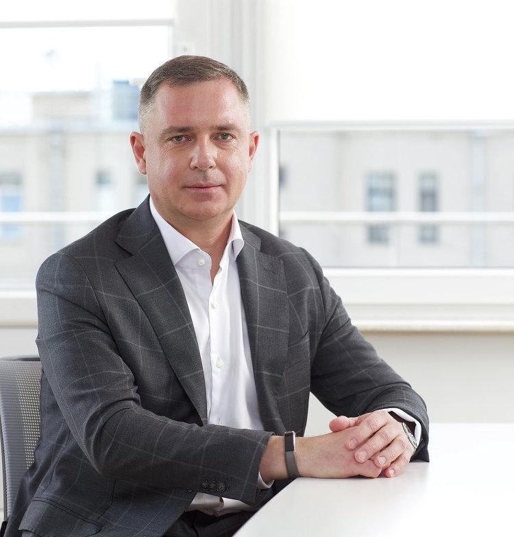 Президент «Henkel Россия» Сергей Быковских