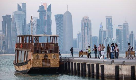 Арабская «четверка» продолжит бойкот Катара довыполнения всех требований