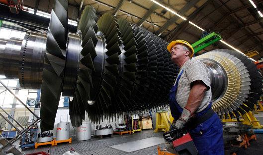 Siemens опроверг информацию опоставках еще 2-х  турбин вКрым