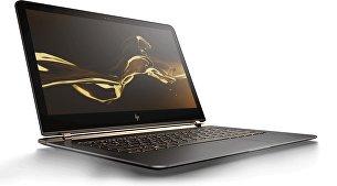 Тонкий ноутбук HP Spectre
