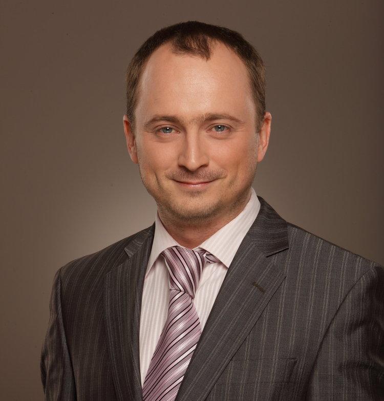 # Экс-председатель правления банка «Югра» Дмитрий Шиляев