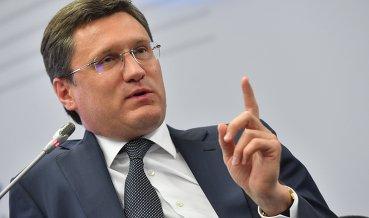 """Новак: """"Северный поток-2"""" будет построен в срок, несмотря на санкции США"""