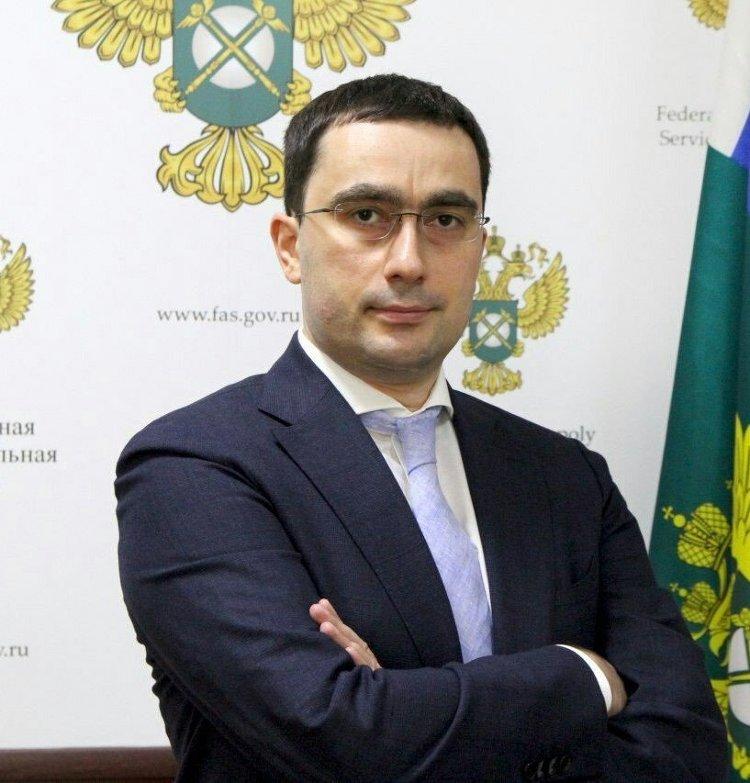Заместитель руководителя ФАС Рачик Петросян