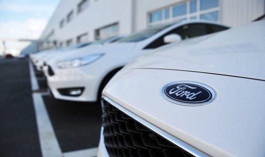 827760502 - Продажи Ford в марте в РФ выросли на 25%