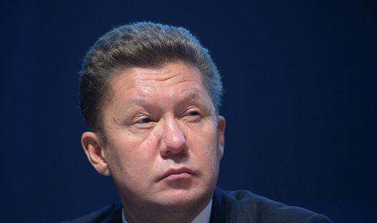 """827782124 - Глава """"Газпрома"""" о санкциях в свой адрес"""