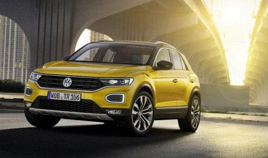 # Volkswagen T-ROC