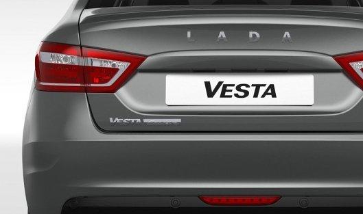 #Автомобиль Lada Vesta Exclusive