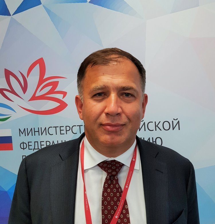 "Константин Бейрит, президент ""Селигдара"""