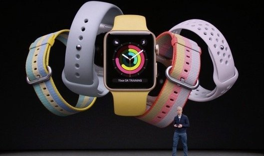 # часы Apple Watch Series.