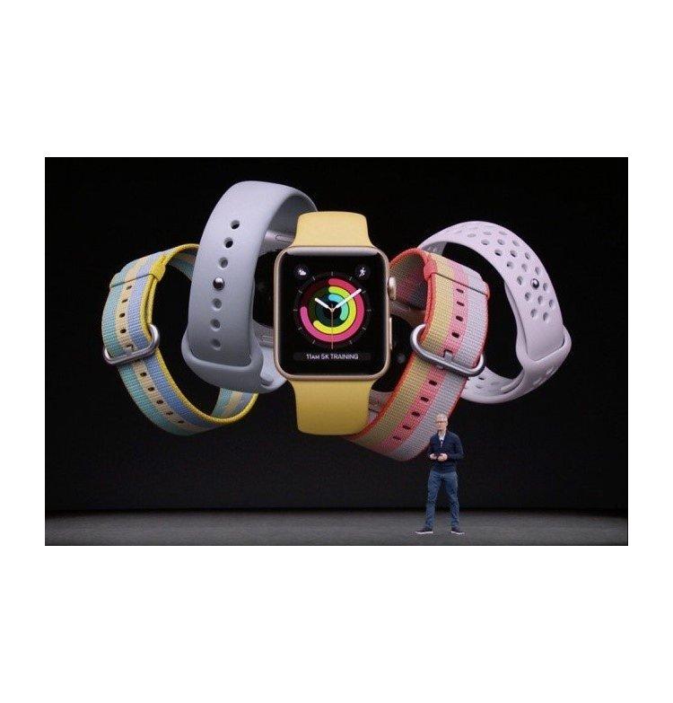 часы Apple Watch Series.