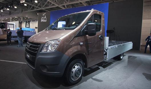 827905490 - Российский рынок новых LCV в I квартале вырос на 9,4%