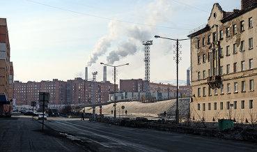 Минприроды назвало города России с самым грязным воздухом