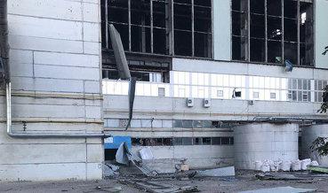 Минэнерго РФ: Оборудование Рязанской ГРЭС не пострадало при взрыве