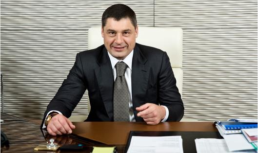 Владелец Бинбанка Шишханов допустил переход «Интеко» под контрольЦБ