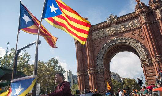 После референдума онезависимости 700 компаний покинули Каталонию